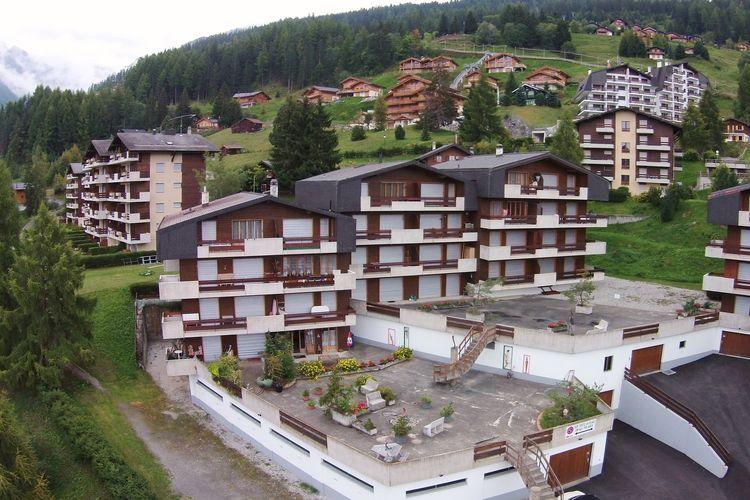 Appartement zwitserland, Jura, La Tzoumaz Appartement CH-1918-01