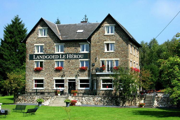 Ferienhaus Ardennen Landgoed Le Herou (60131), Nisramont, Luxemburg (BE), Wallonien, Belgien, Bild 2