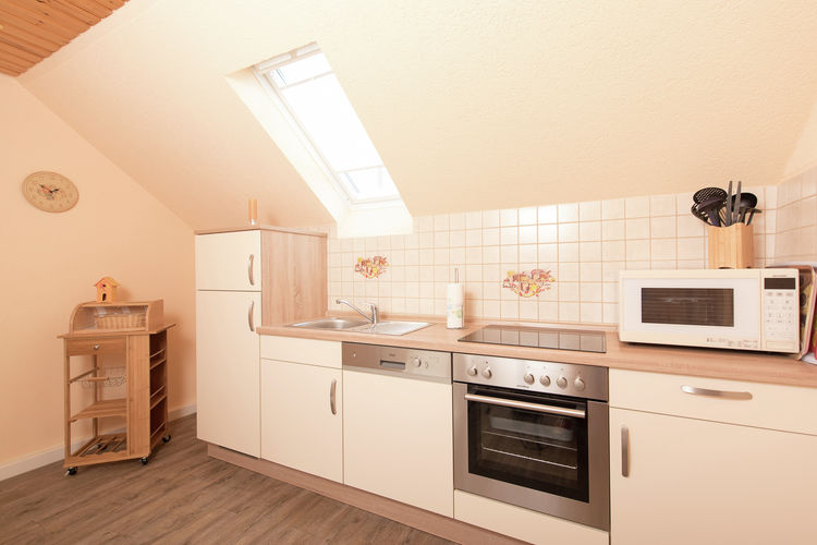 Appartement Duitsland, Saksen, Pöhla Appartement DE-08352-01