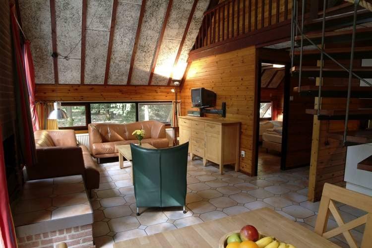 vakantiehuis Nederland, Noord-Brabant, Herpen vakantiehuis NL-5373-07