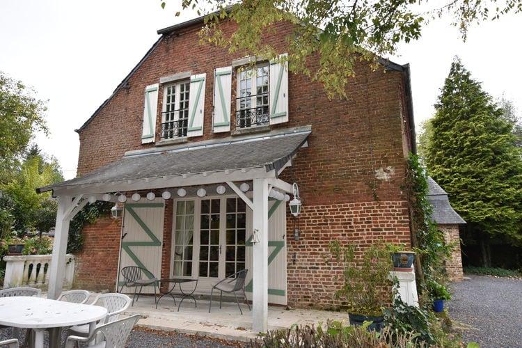 Vakantiehuizen Picardie te huur Englancourt- FR-02260-02   met wifi te huur