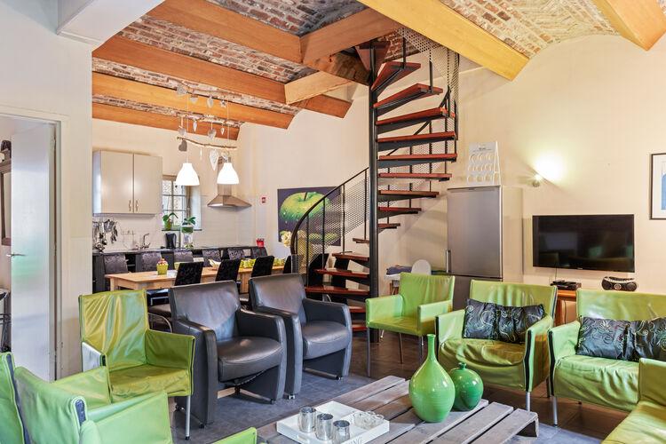 Appartementen Nederland | Limburg | Appartement te huur in Mesch-Eijsden   met wifi 4 personen