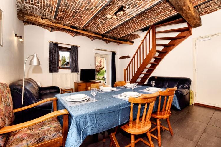 vakantiehuis België, Luik, Richelle vakantiehuis BE-4600-04
