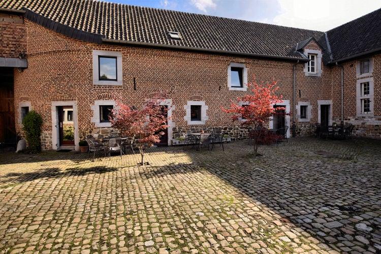 vakantiehuis België, Luik, Richelle vakantiehuis BE-4600-03