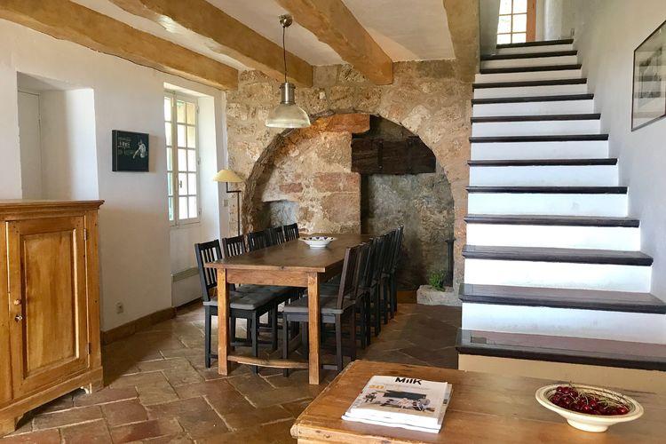 Ferienhaus Font de l'Auruou (61277), Aups, Var, Provence - Alpen - Côte d'Azur, Frankreich, Bild 7