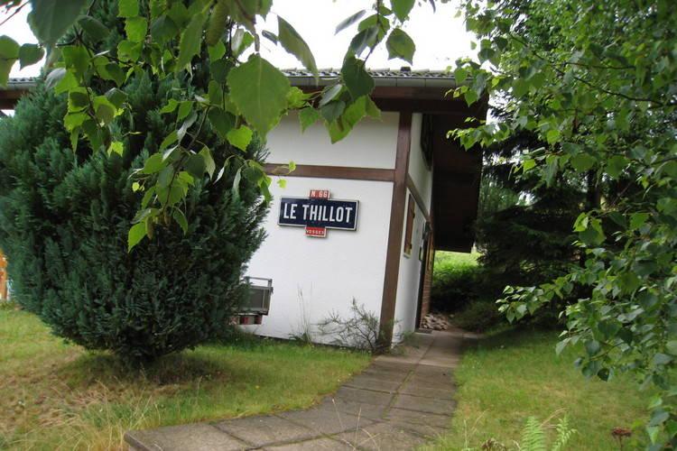 Ferienhaus Les Chalets des Ayes (65563), Le Thillot, Vogesen, Lothringen, Frankreich, Bild 33