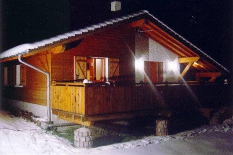 Maison de vacances Les Chalets des Ayes 6 (65563), Le Thillot, Vosges, Lorraine, France, image 1