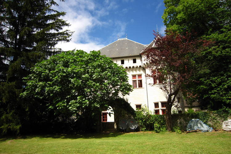 Vakantiewoning Frankrijk, Rhone-alpes, Serrieres en Chautagne Kasteel FR-73310-04