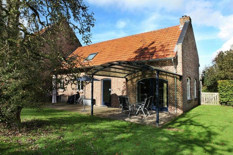 Boerderij Nederland, Limburg, Sint Odilienberg Boerderij NL-6077-01