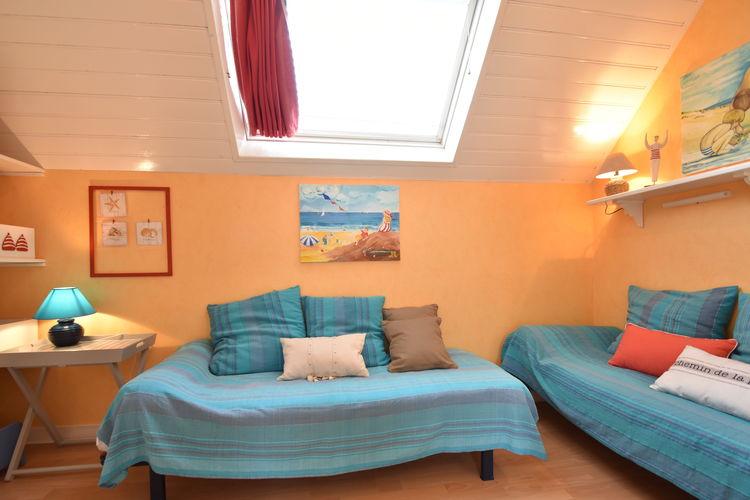 Ferienhaus Contre Vents et Marées (255980), Penmarch, Atlantikküste Finistère, Bretagne, Frankreich, Bild 20