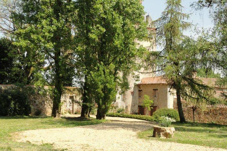 Ferienhaus Le Château de La Gau (65770), Saint Paul du Bois, Maine-et-Loire, Pays de la Loire, Frankreich, Bild 2