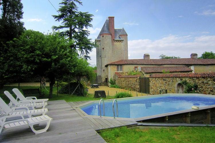 Ferienhaus Le Château de La Gau (65770), Saint Paul du Bois, Maine-et-Loire, Pays de la Loire, Frankreich, Bild 4