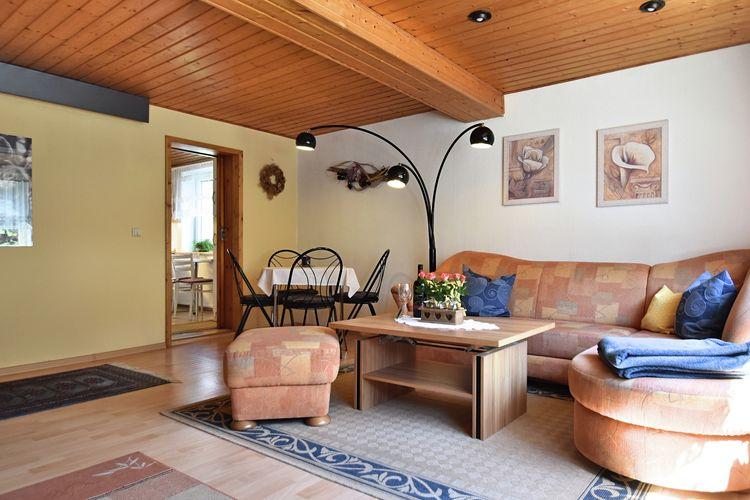 Vakantiehuizen Duitsland | Thuringen | Appartement te huur in Deesbach   met wifi 3 personen