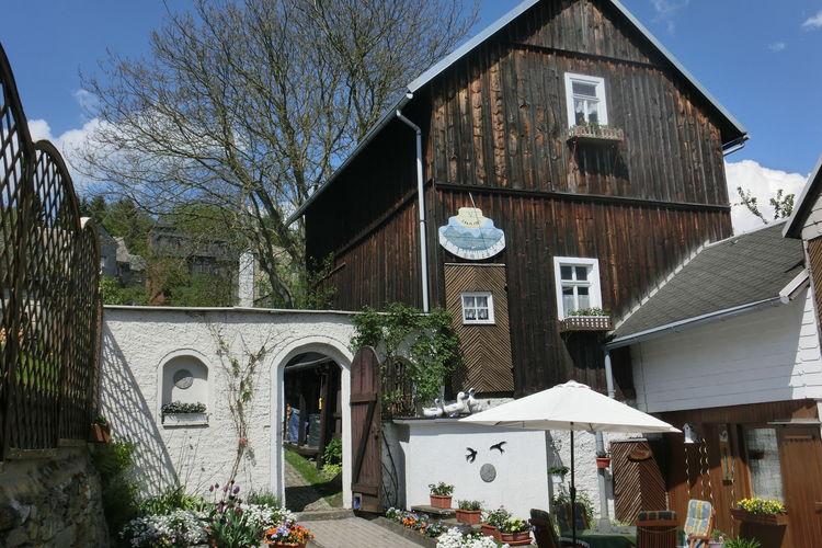 Appartement Duitsland, Thuringen, Deesbach Appartement DE-98744-02