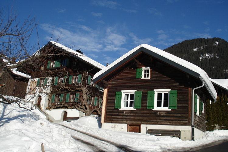 Husli - Apartment - St Gallenkirch