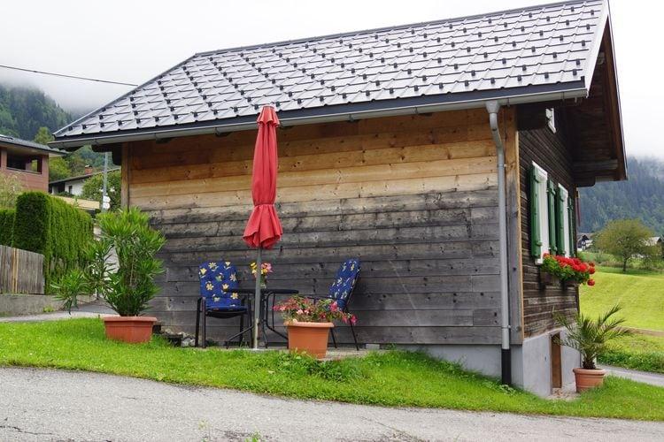 vakantiehuis Oostenrijk, Vorarlberg, St. Gallenkirch vakantiehuis AT-6791-33