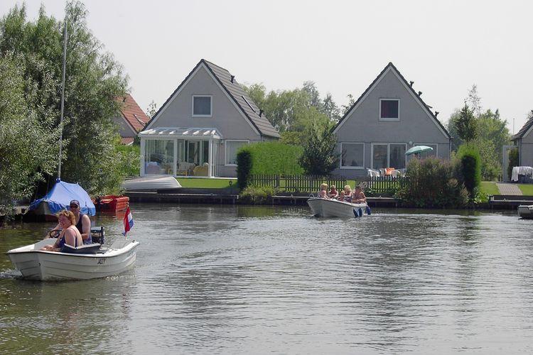Vakantiehuizen Nederland | Noord-Holland | Vakantiehuis te huur in Medemblik   met wifi 8 personen