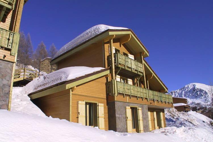 Vakantiehuizen Frankrijk | Rhone-alpes | Appartement te huur in Isola-2000    8 personen