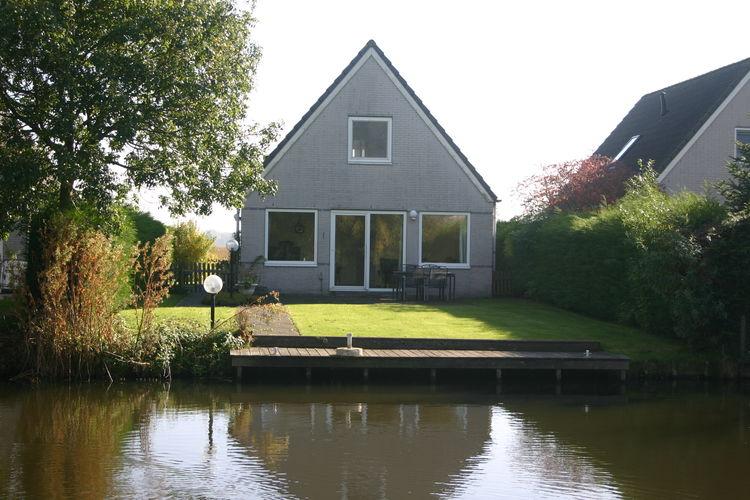 Vakantiehuizen Nederland | Noord-Holland | Vakantiehuis te huur in Medemblik   met wifi 6 personen