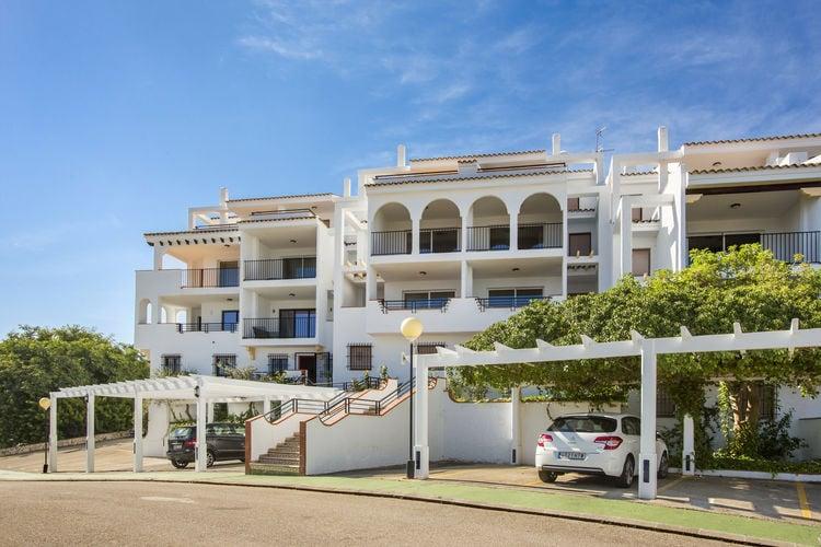 Appartement met zwembad met wifi  Costa BlancaBella Vista Residential 3