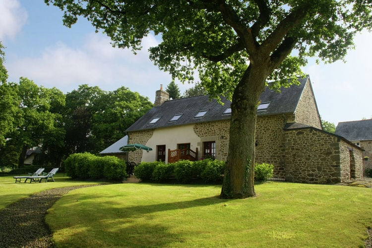 Ferienhaus Les Coudrayes (72105), Bonnemain, , Bretagne, Frankreich, Bild 2