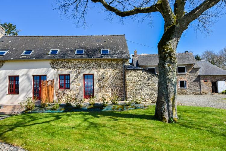 Vakantiehuis  met wifi  BretagneMaison à 1/2h du Mont Saint Michel