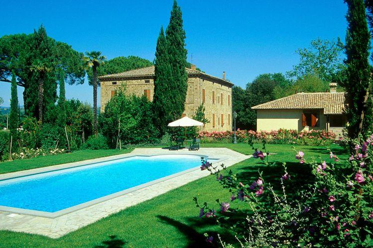 Appartement met zwembad met wifi  Perugia  Montecorneo Bilocale con soppalco