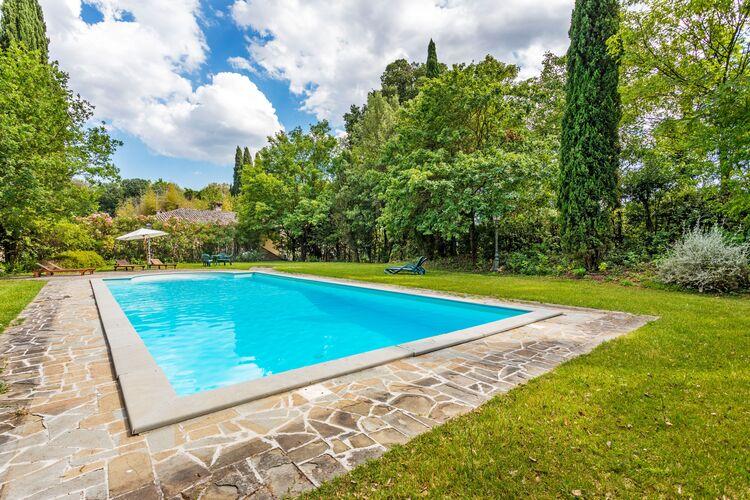 Appartementen Italie | Umbrie | Appartement te huur in Perugia met zwembad  met wifi 4 personen