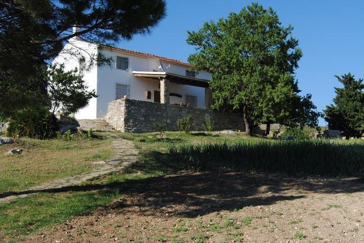 vakantiehuis Spanje, Andalucia, Villanueva de la Concepción vakantiehuis ES-29230-01
