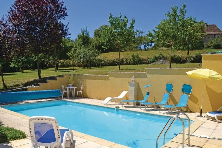 Villa Frankrijk, Midi-Pyrenees, Cardaillac Villa FR-46100-02