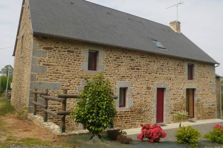 vakantiehuis Frankrijk, Normandie, Montgothier vakantiehuis FR-50540-02