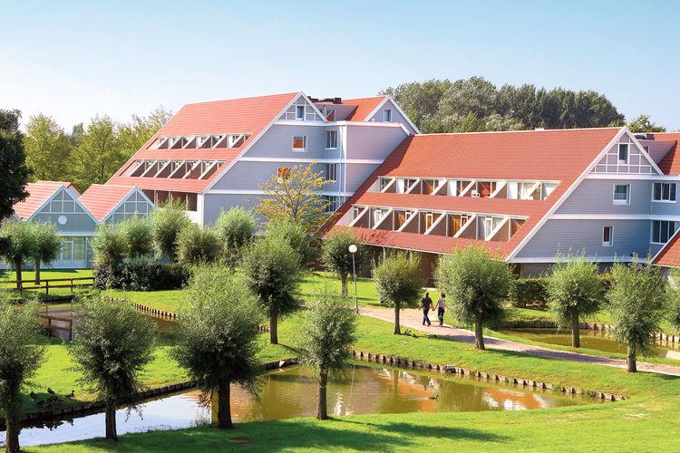 Zeeland Vakantiewoningen te huur Woning voor gezinnen, op etage in faciliteitrijk park bij het Grevelingenmeer