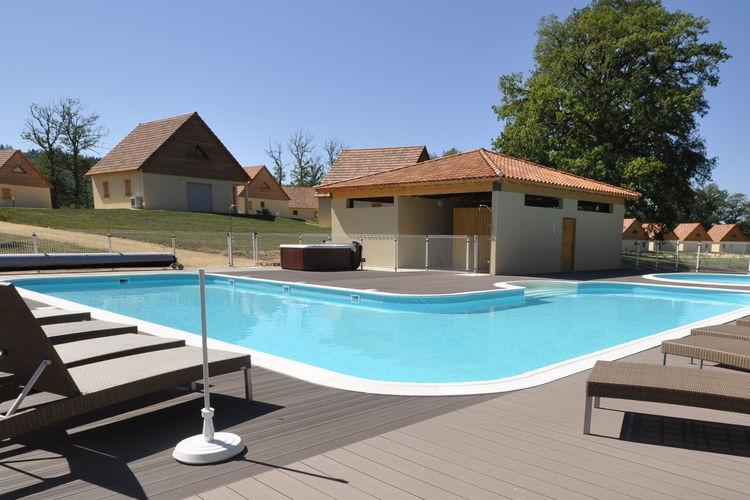 Holiday house Le Lac Bleu (316345), Lacapelle Marival, Lot, Midi-Pyrénées, France, picture 1