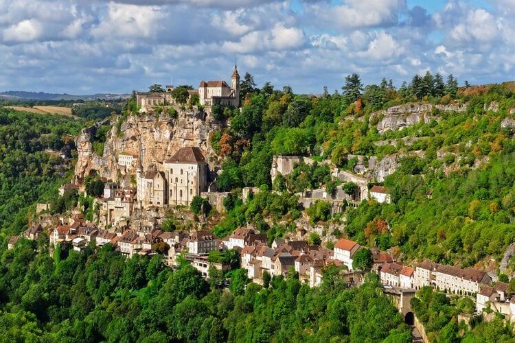 vakantiehuis Frankrijk, Dordogne, Lacapelle-Marival vakantiehuis FR-46120-02