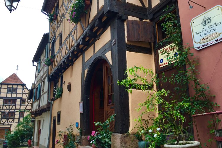 Ferienwohnung La Stub (302845), Riquewihr, Oberelsass, Elsass, Frankreich, Bild 3