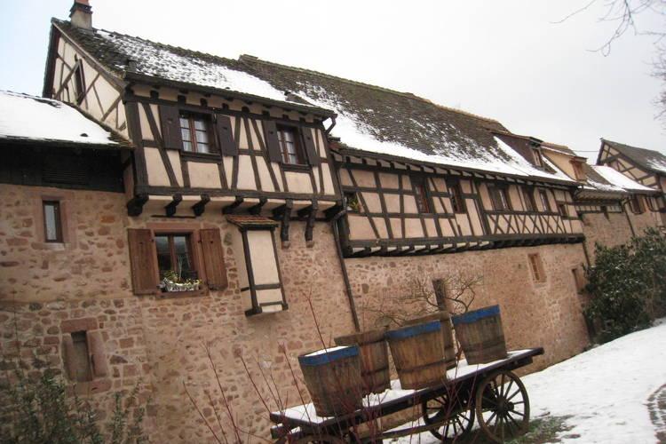 Holiday apartment Eine Vintage-Ferienwohnung in Riquewihr mit Terrasse (302799), Riquewihr, Haut-Rhin, Alsace, France, picture 35