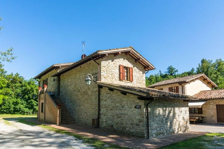 Boerderij Italië, Umbrie, Gubbio Boerderij IT-06024-10