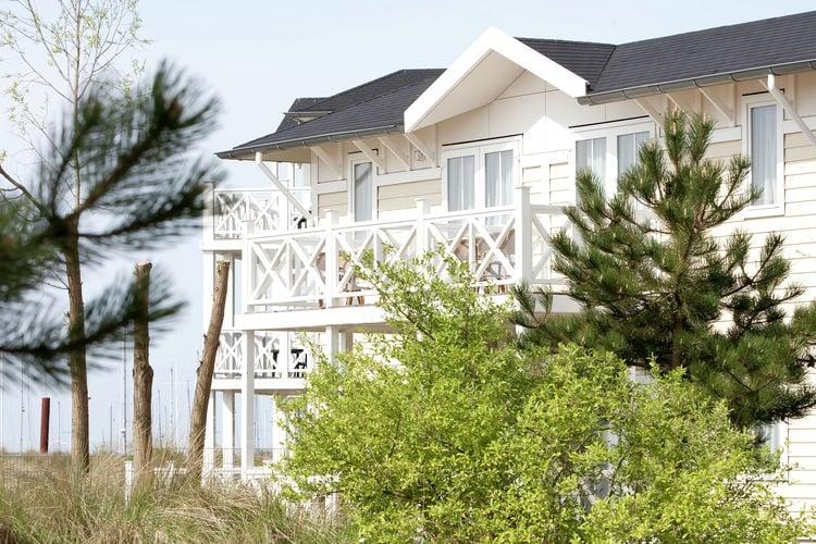 Appartement  met wifi  HellevoetsluisVakantiepark Cape Helius 15