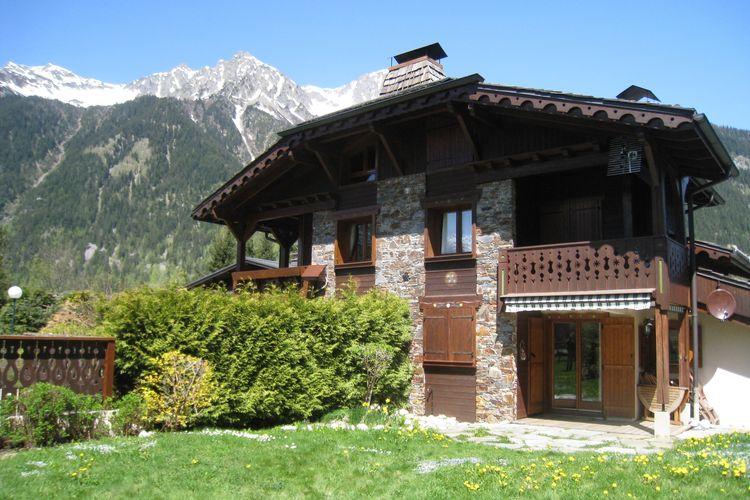 Frankrijk | Rhone-alpes | Appartement te huur in Chamonix-Mont-Blanc    4 personen
