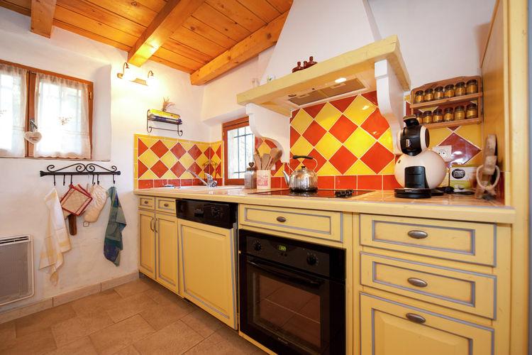 vakantiehuis Frankrijk, Provence-alpes cote d azur, Barjols vakantiehuis FR-83670-08