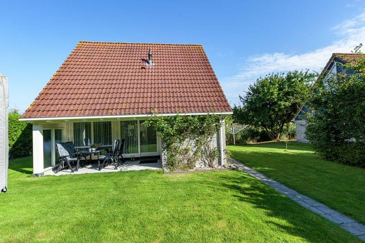 Vakantiehuis  met wifi  Oostmahorn  De Scholekster