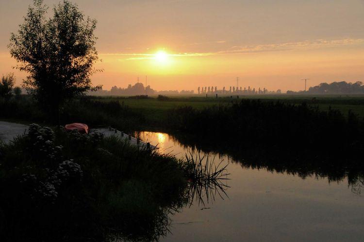Boerderij Nederland, Friesland, Lollum/Arum Boerderij NL-8823-01