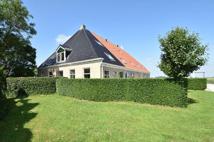 Nederland | Friesland | Boerderij te huur in LollumArum   met wifi 16 personen