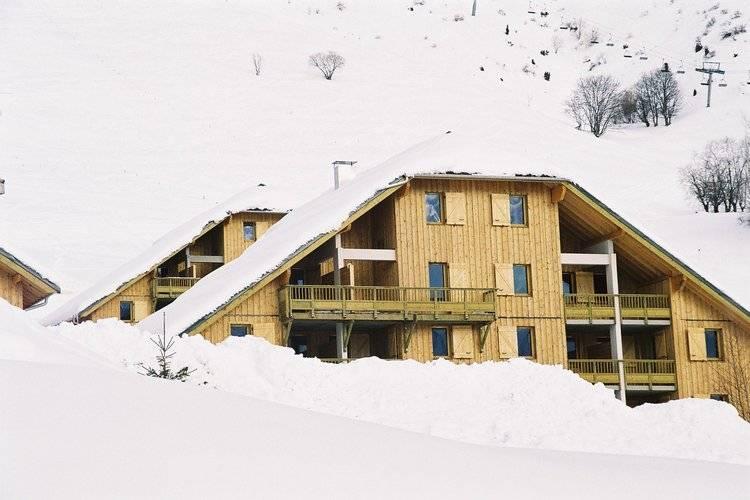 Ferienwohnung Gepflegte Ferienwohnung in Les Sybelles mit 310 km Pisten (76266), Le Chalmieu, Savoyen, Rhône-Alpen, Frankreich, Bild 21