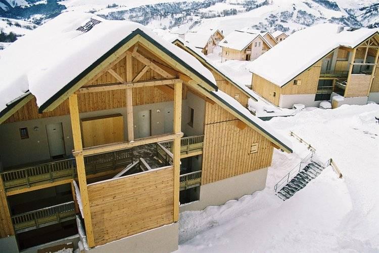 Ferienwohnung Gepflegte Ferienwohnung in Les Sybelles mit 310 km Pisten (76269), Le Chalmieu, Savoyen, Rhône-Alpen, Frankreich, Bild 2