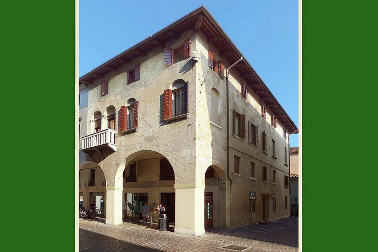 Leuk en ruim appartement in het centrum van de stad Treviso.
