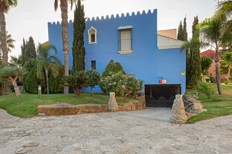 Villa Spanje, Luz, Zahara de los Atunes Villa ES-11393-01