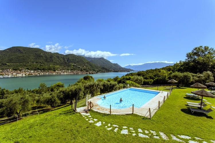 Vakantiehuizen Italie | Italiaanse-Meren | Vakantiehuis te huur in Salo met zwembad  met wifi 4 personen