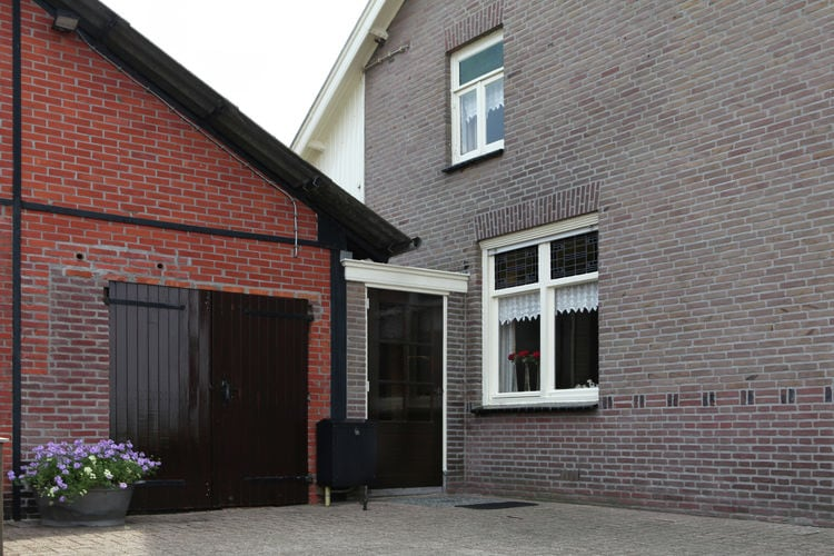 Boerderij Nederland, Noord-Brabant, Ulicoten Boerderij NL-5113-01