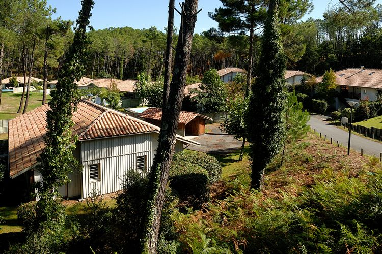Ferienhaus Villas Clairière aux Chevreuils 2 (90004), Moliets Plage, Atlantikküste Landes, Aquitanien, Frankreich, Bild 37